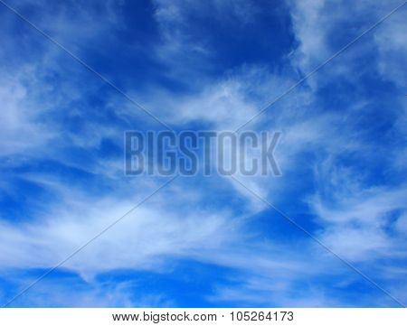 Clouds And Sky Are Taking A Picture