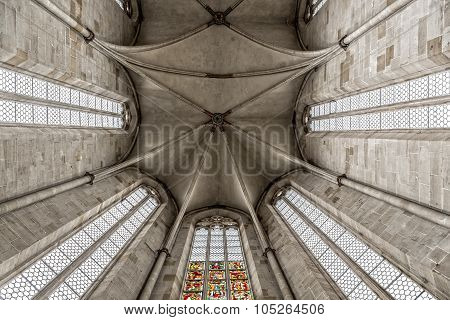 Franciscan Church Dome