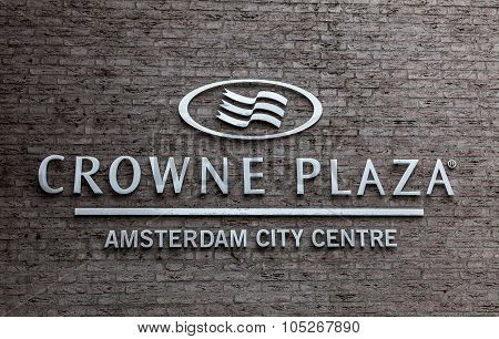 Crowne Plaza- Amsterdam City Centre