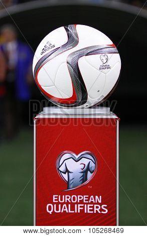 Official Uefa Euro 2016 Ball