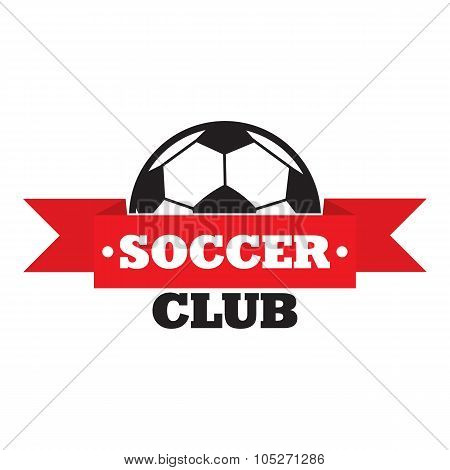 New soccer club sign
