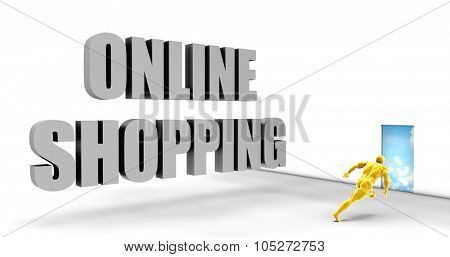 Online Shopping as a Fast Track Direct Express Path