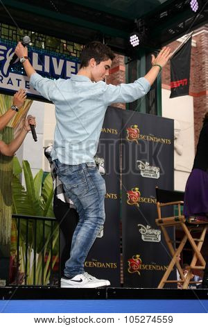 LOS ANGELES - OCT 17:  Cameron Boyce at the Stars of