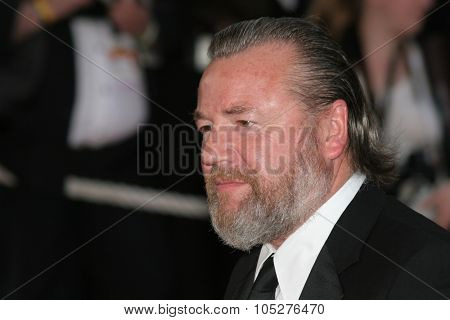 CANNES, FRANCE - MAY 18: Ray Winstone attends the Indiana Jones  Premiere at the Palais des Festivals during the 61st Cannes International Film Festival on May 18, 2008 in Cannes, France.
