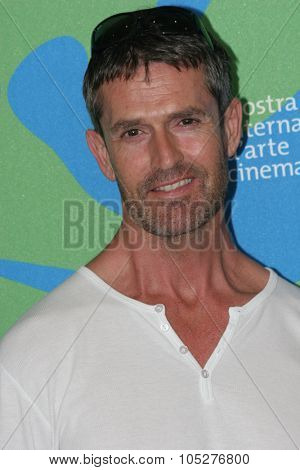 VENICE - AUGUST 29:Actor Rupert Everett attends the Jury Members Photocall during Day 1 of the 64th Annual Venice Film Festival on August 29, 2007 in Venice, Italy