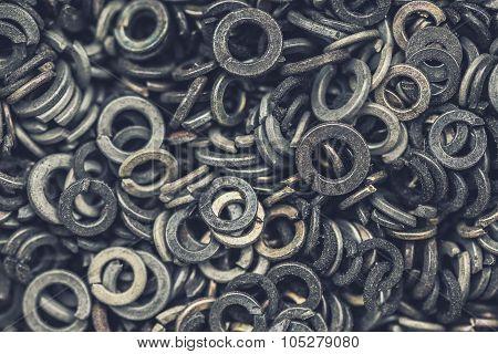 Metal Screw Plain Washers