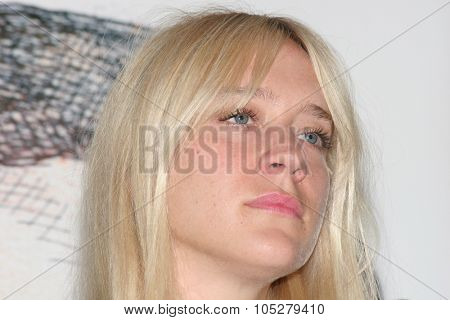 CANNES, FRANCE - MAY 25:Chloe Sevigny attends