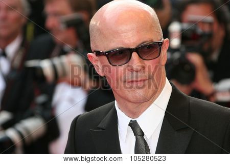 CANNES, FRANCE - MAY 24: Director Jacques Audiard attends the 'Coco Chanel & Igor Stravinsky' Premiere at the Palais  during the 62 Cannes Film Festival on May 24, 2009 in Cannes, France