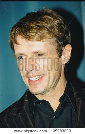 DEAUVILLE, FRANCE - SEPTEMBER 5: Actor Lambert Wilson attends the 'Catwoman' Premiere at the 30th Deauville American Film Festival on September 5, 2004 in Deauville, France