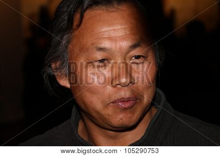 CANNES, FRANCE - MAY 22: Kim Ki-Duk attends the Palme D'Or Winners Dinner at the Palais des Festivals during the 64th Cannes Film Festival on May 22, 2011 in Cannes, France