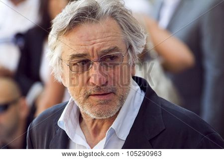 CANNES, FRANCE - MAY 19: Robert De Niro arrives Party at the mayor during the 64th International Cannes Film Festival May 19, 2011 in Cannes, France