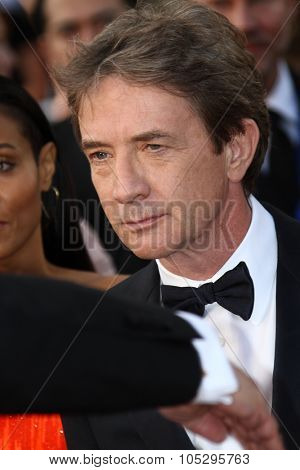 CANNES, FRANCE - MAY 18: Martin Short attends the 'Madagascar 3: Europe's Most Wanted' Premiere during the 65th Cannes Festival at Palais  on May 18, 2012 in Cannes, France.