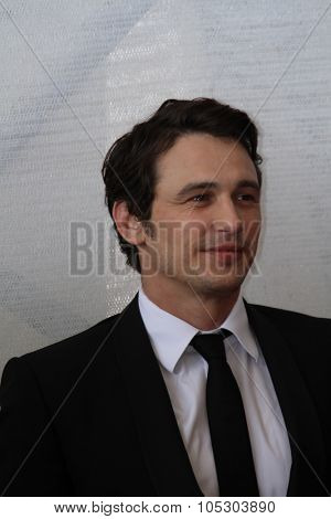 VENICE, ITALY - SEPTEMBER 01: James Franco  attends 'Palo Alto' Photocall during the 70th Venice International Film Festival at Palazzo del Casino on September 1, 2013 in Venice, Italy.
