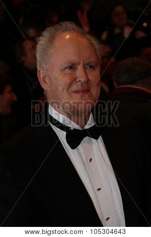 BERLIN, GERMANY - FEBRUARY 06:  John Lithgow   attends 'The Grand Budapest Hotel' Premiere during the 64th Berlinale Film Festival at Palast on February 6, 2014 in Berlin, Germany