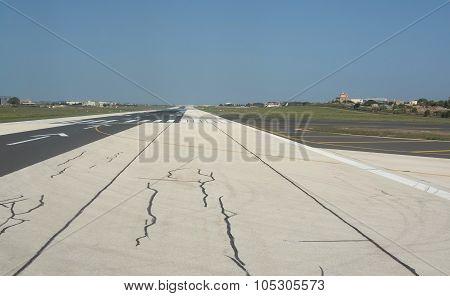 Airport Tarmac Runway