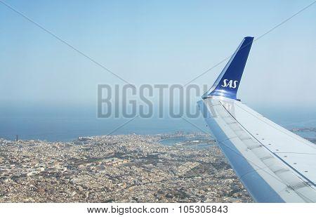 Aerial Landscape Pattern