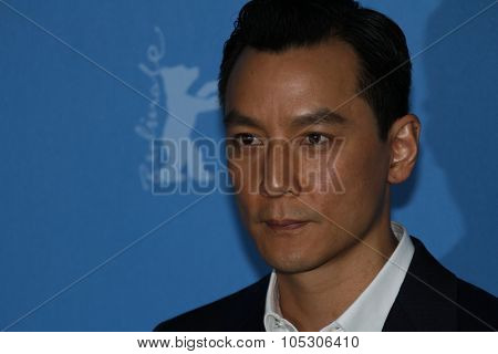 BERLIN, GERMANY - FEBRUARY 08: Daniel Wu attends 'That Demon Within' (Mo Jing) photocall during 64th Berlinale Film Festival at Grand Hyatt Hotel on February 8, 2014 in Berlin, Germany.
