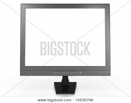 lcd plasma pc monitor front