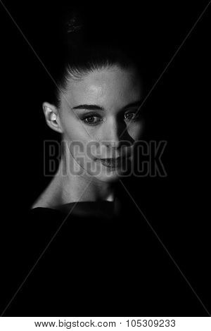 BERLIN, GERMANY - FEBRUARY 12: Rooney Mara attends the 'Side Effects' Premiere during the 63rd Berlinale Festival at Berlinale Palast on February 12, 2013 in Berlin, Germany