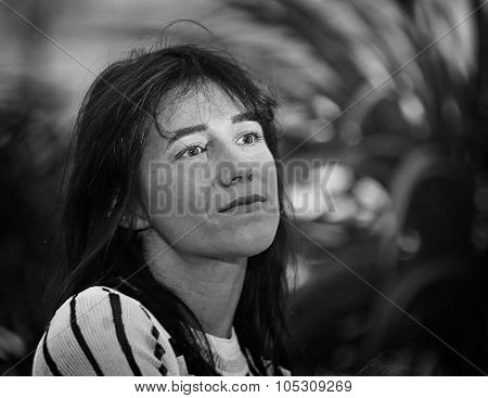 CANNES, FRANCE - MAY 22: Charlotte Gainsbourg attends the 'Incompresa' photocall at the 67th Annual Cannes Film Festival on May 22, 2014 in Cannes, France.