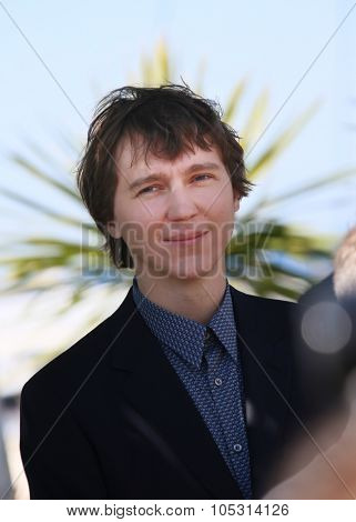 Paul Dano attends the 'Youth' Photocall during the 68th annual Cannes Film Festival on May 20, 2015 in Cannes, France.