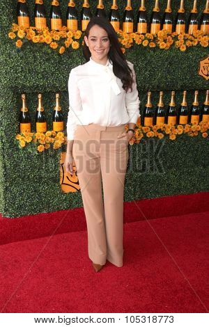 LOS ANGELES - OCT 17:  Natalie Martinez at the Sixth-Annual Veuve Clicquot Polo Classic at the Will Rogers State Historic Park on October 17, 2015 in acific Palisades, CA