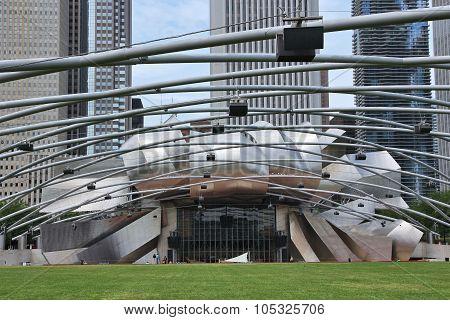 Chicago Modern Landmark