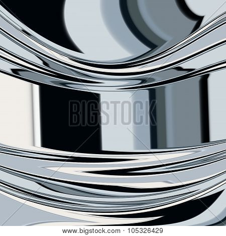 grey background vector overlap dimension