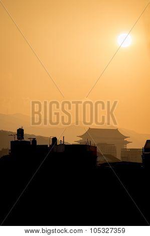The Morning Sun Wake Cities