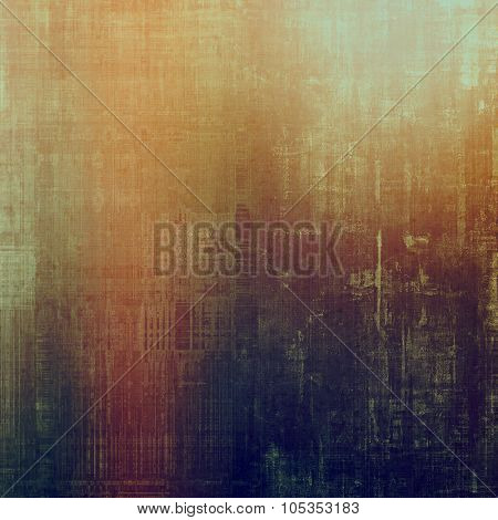 Grunge background or texture for your design. With different color patterns: yellow (beige); brown; blue; purple (violet)