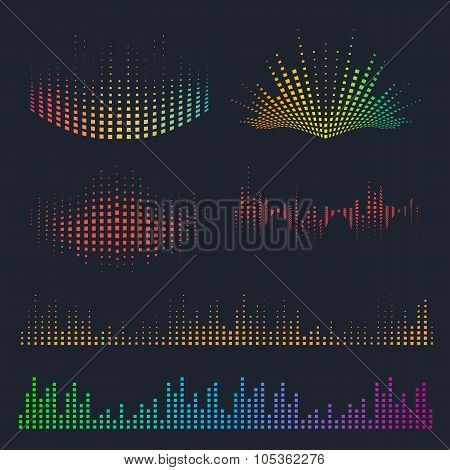 Sound waves design