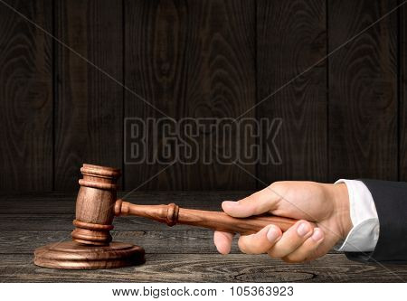 Judge Gavel.