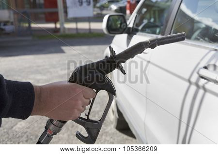 Filling Gas