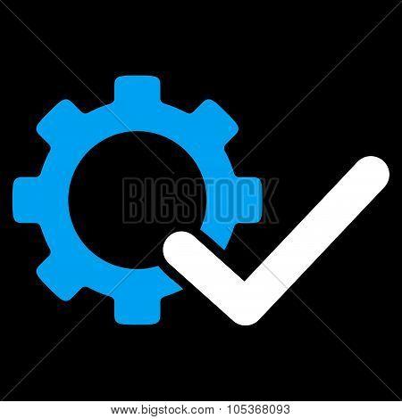 Valid Options Flat Icon
