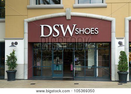 Dsw Shoes Exterior