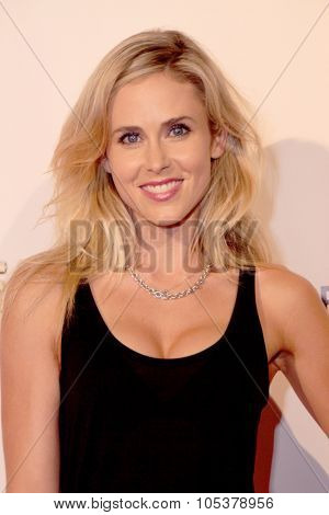 LOS ANGELES- OCT 17: Anna Hutchison arrives at the
