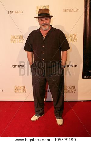 LOS ANGELES- OCT 17: Jeremy Ratchford arrives at the