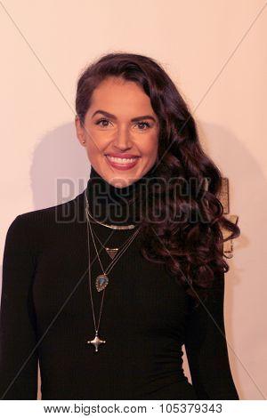 LOS ANGELES- OCT 17: Tamara Duarte arrives at the