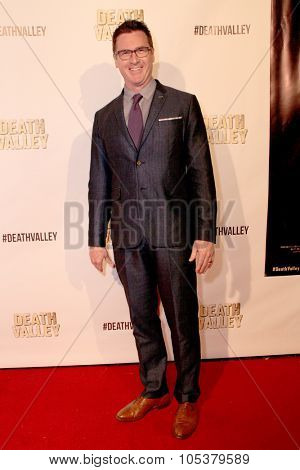 LOS ANGELES- OCT 17: David Kaye arrives at the