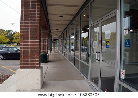 Westriver Crossings Strip Mall