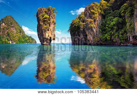 Beautiful nature of Thailand James