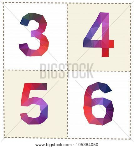 colorful polygonal number