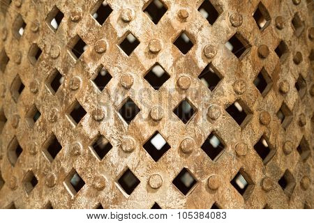 Round pegs and square holes