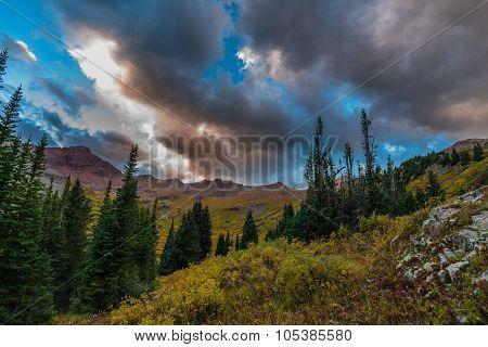 Conundrum Peak Colorado