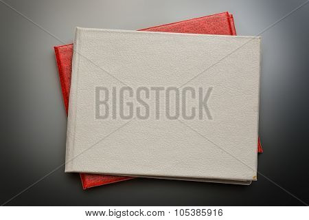 Blank Document Cover