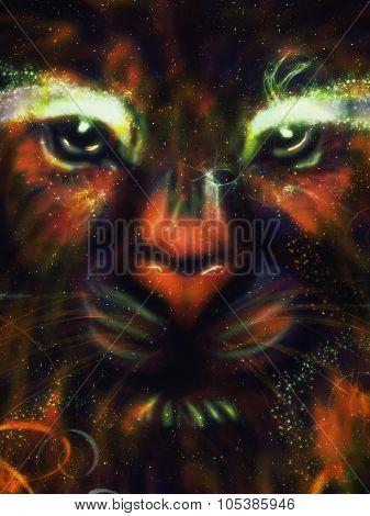 Galaxy Lion