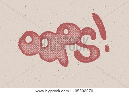Comic speech humor funny cartoon bubble sketch design background vector illustration hand drawn