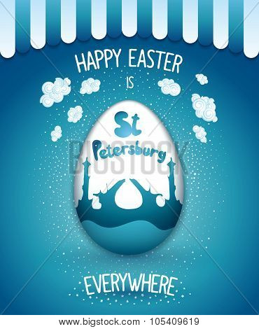 Holiday Easter everywhere