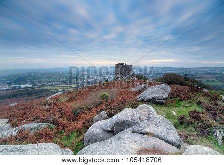 Carn Brea Castle