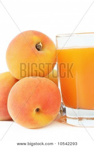 Peaches Juice.